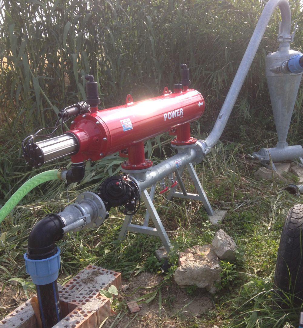 Impianti di filtrazione - Irrigazione Galandrini - Gambettola