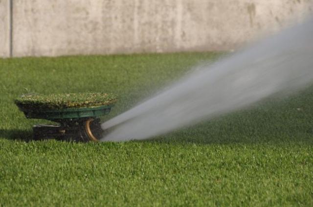 Irrigazione di impianti sportivi - Irrigazioni Calandrini - Gambettola