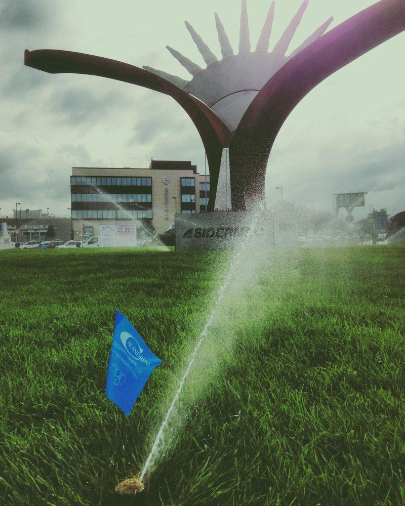 Impianti di irrigazione per aree verdi - Irrigazione Galandrini - Gambettola